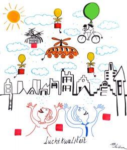luchtkwaliteit, schone energie