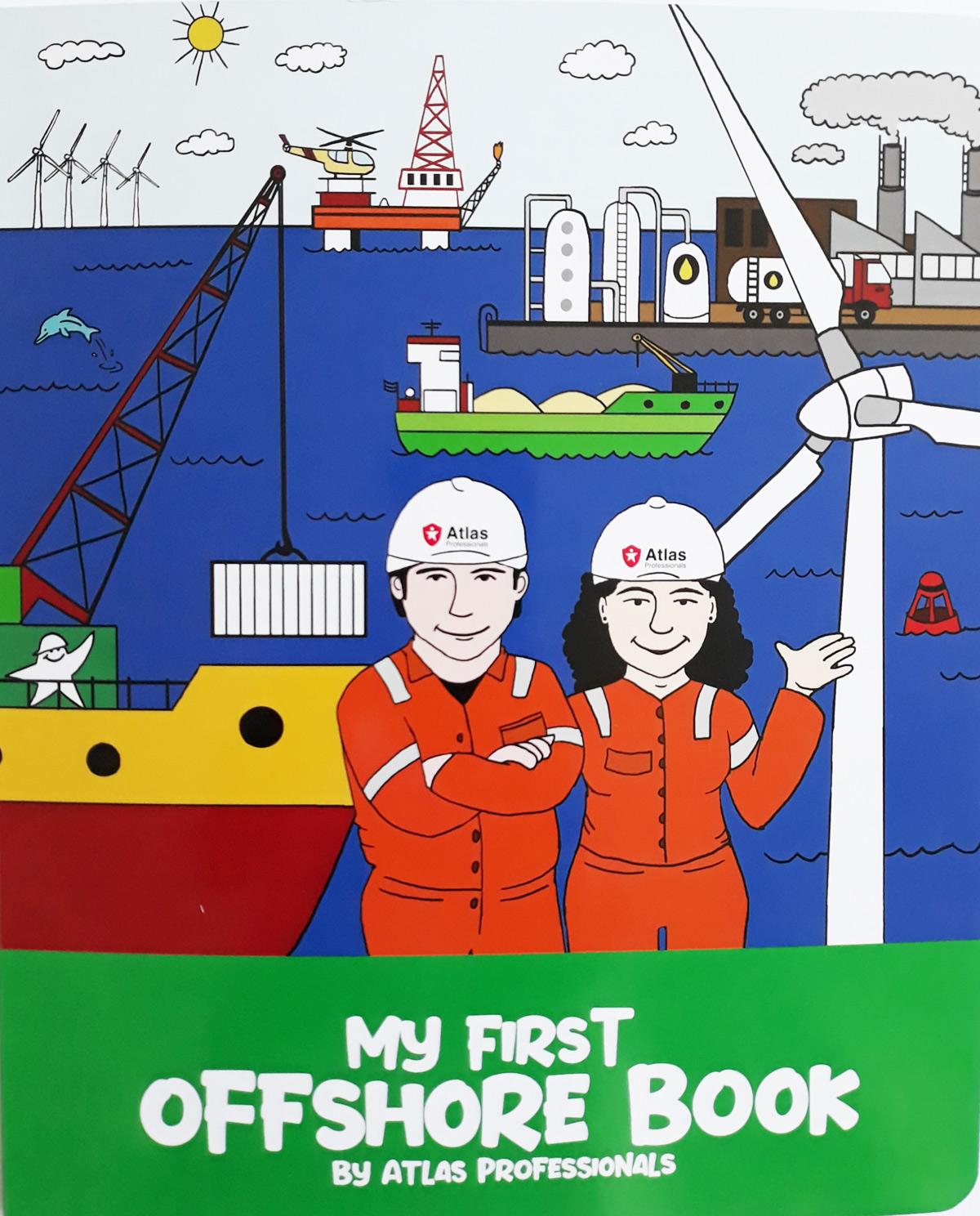 offshore kinderboek